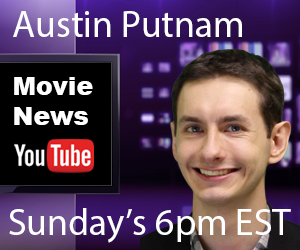 FlickDirect Weekly Movies News With Austin Putnam